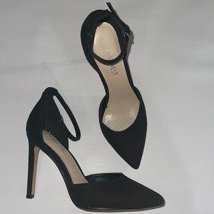 black nine west stiletto